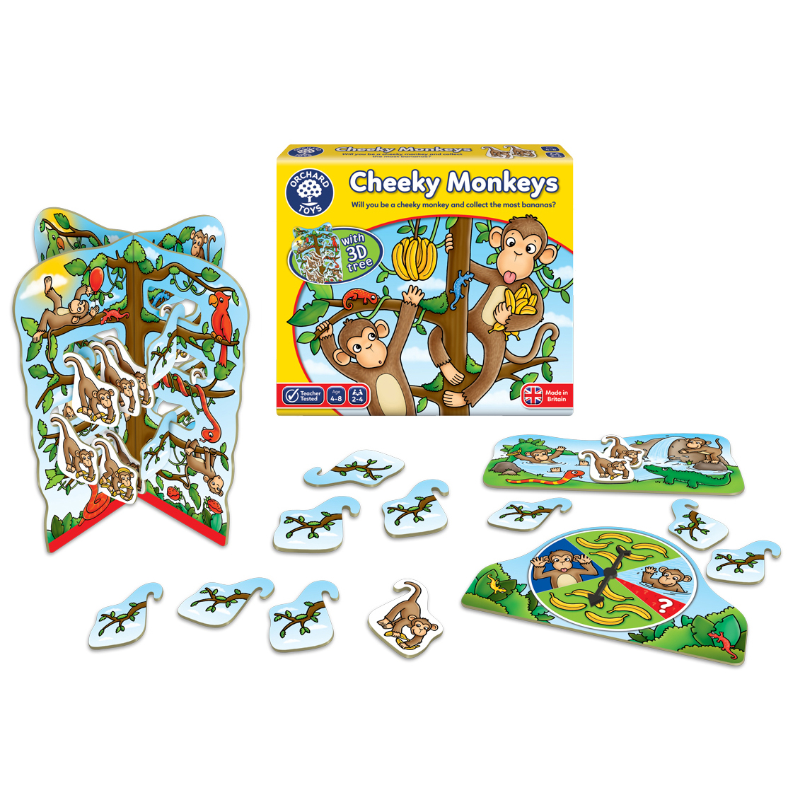 068 Cheeky Monkeys PKG 160916