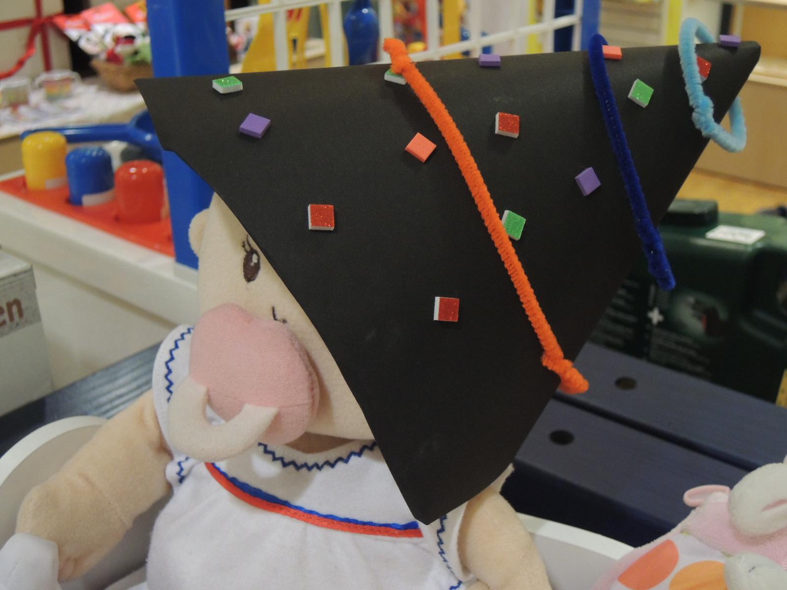 10/28【毎週土曜日/パパイベント】ハロウィンクラフトパーティー「ハロウィンの帽子を作ろう!」
