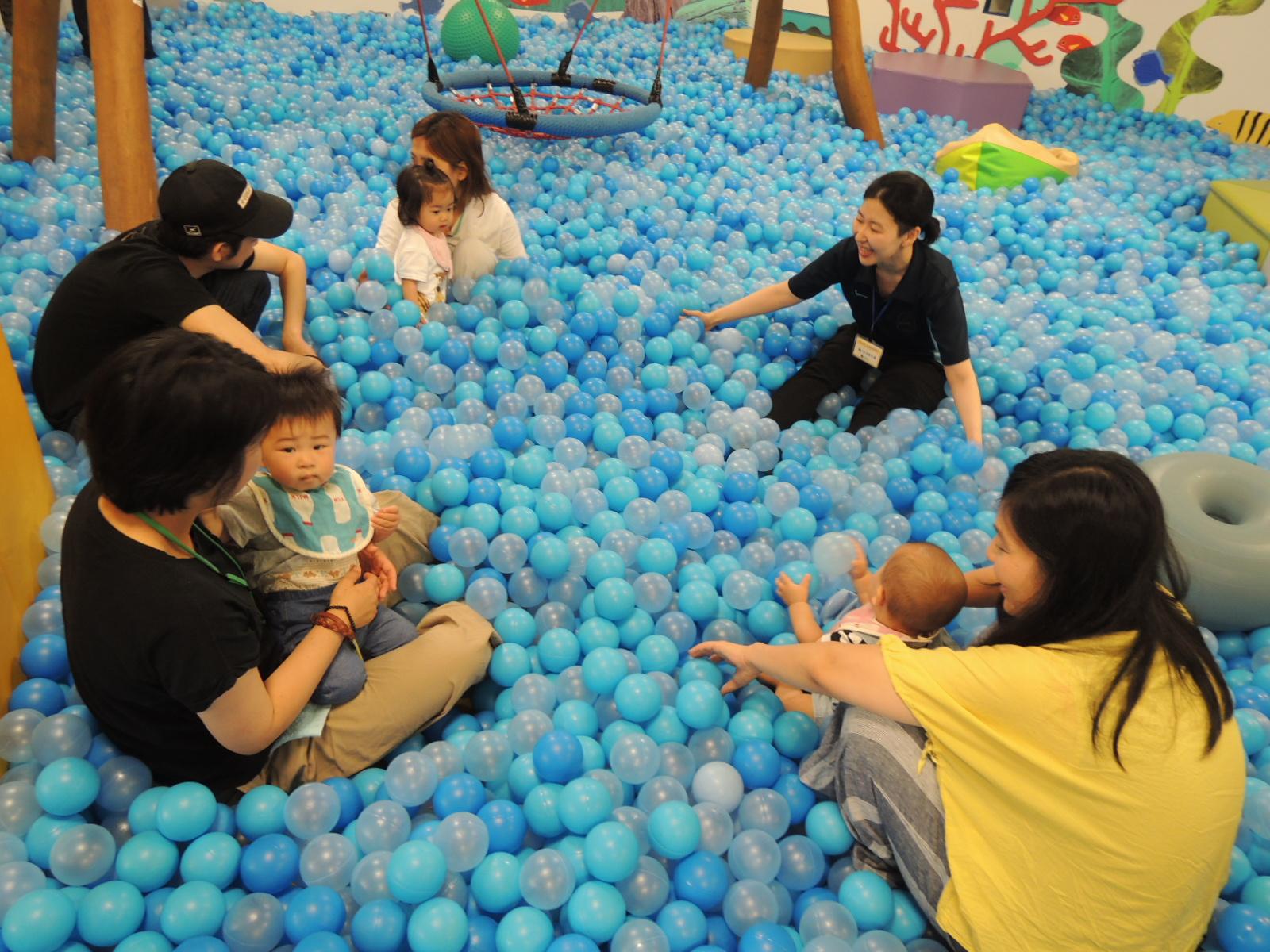 5月24日(木)の赤ちゃんの日イベントのご報告「キドキドツアー」