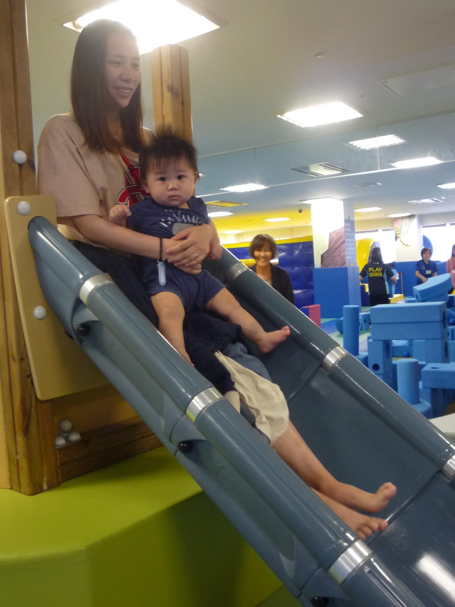 6月28日(木) 赤ちゃんの日「からだあそび」イベントの報告