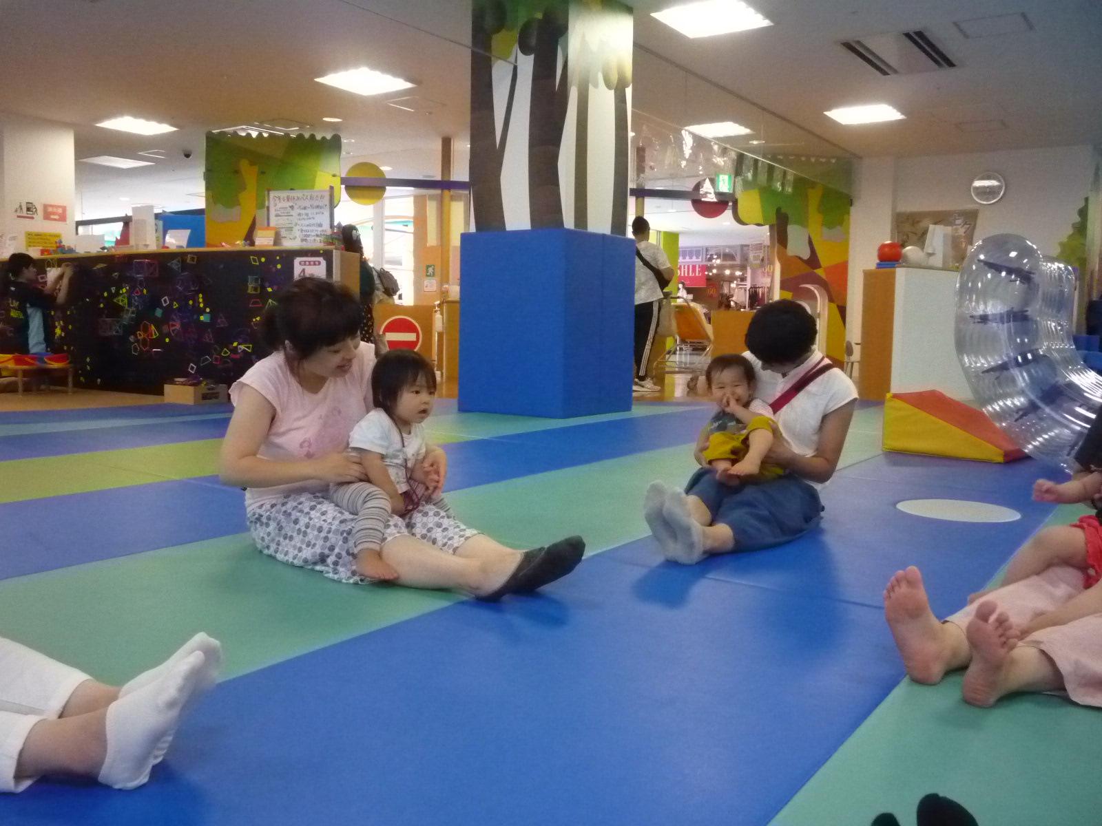 7月17日赤ちゃんの日のご報告(キドキドツアー)