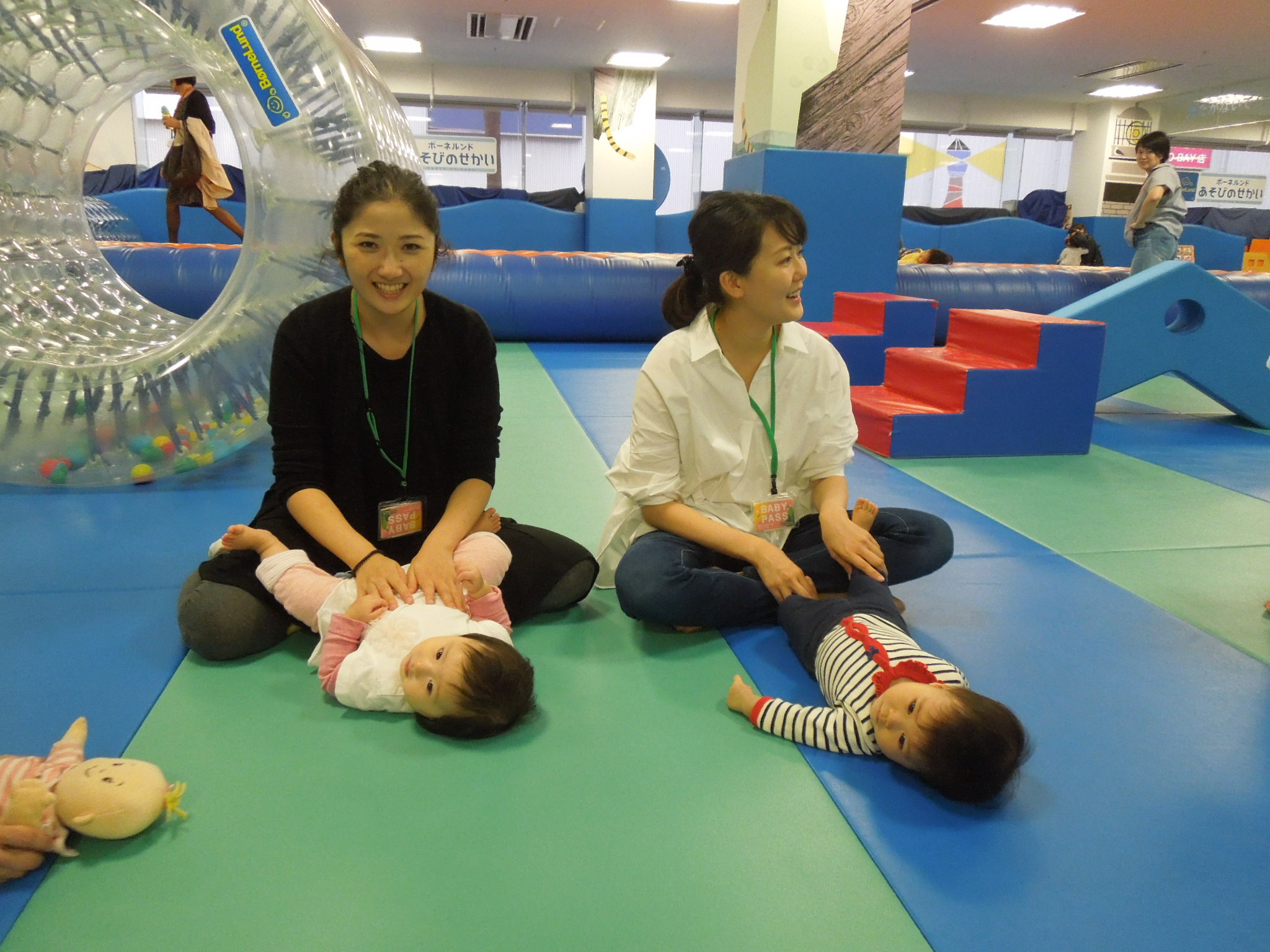 9月27日(木)赤ちゃんの日イベントのご報告「キドキドツアー」