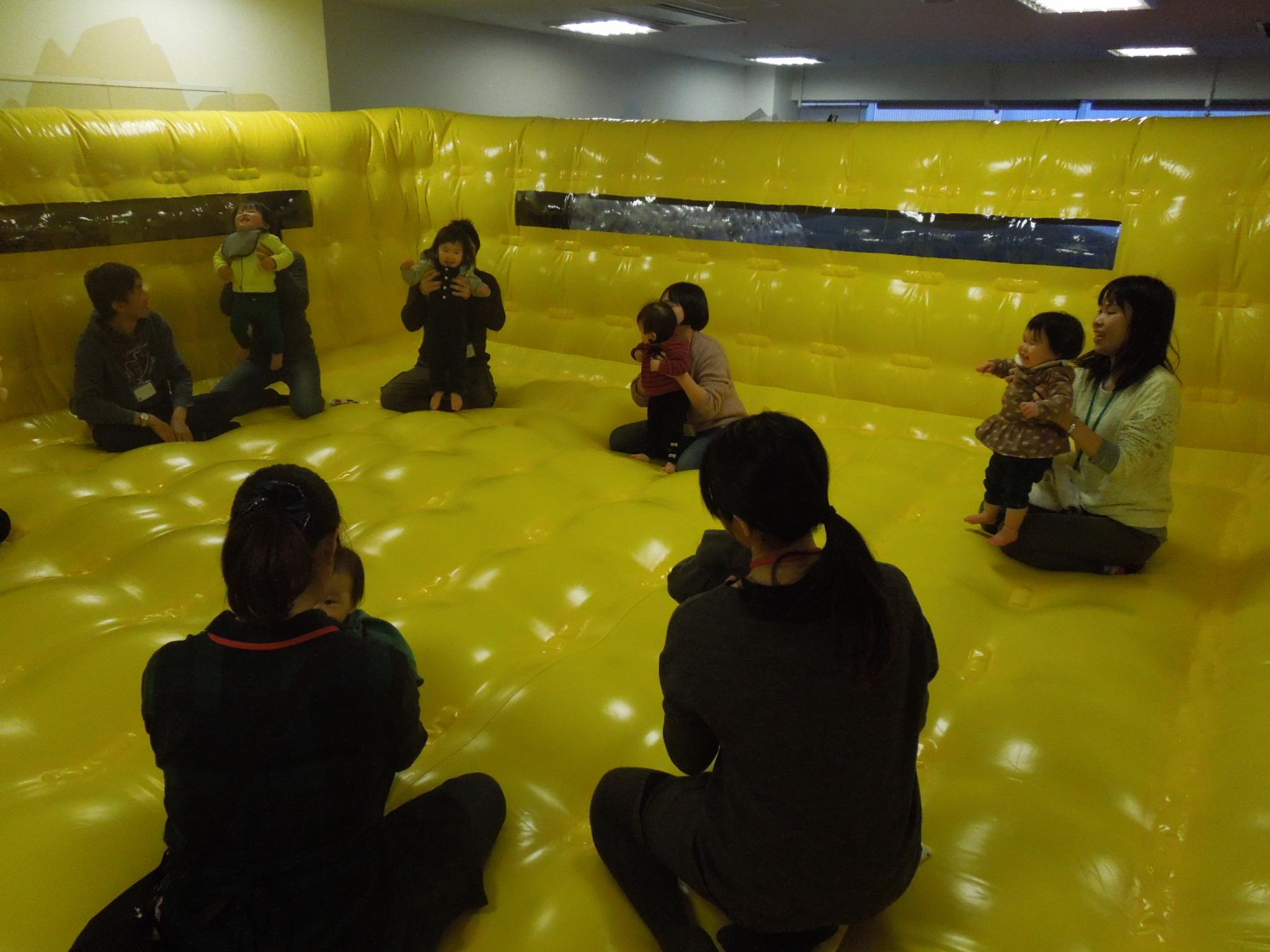 赤ちゃんの日イベント「キドキドツアー」のご報告