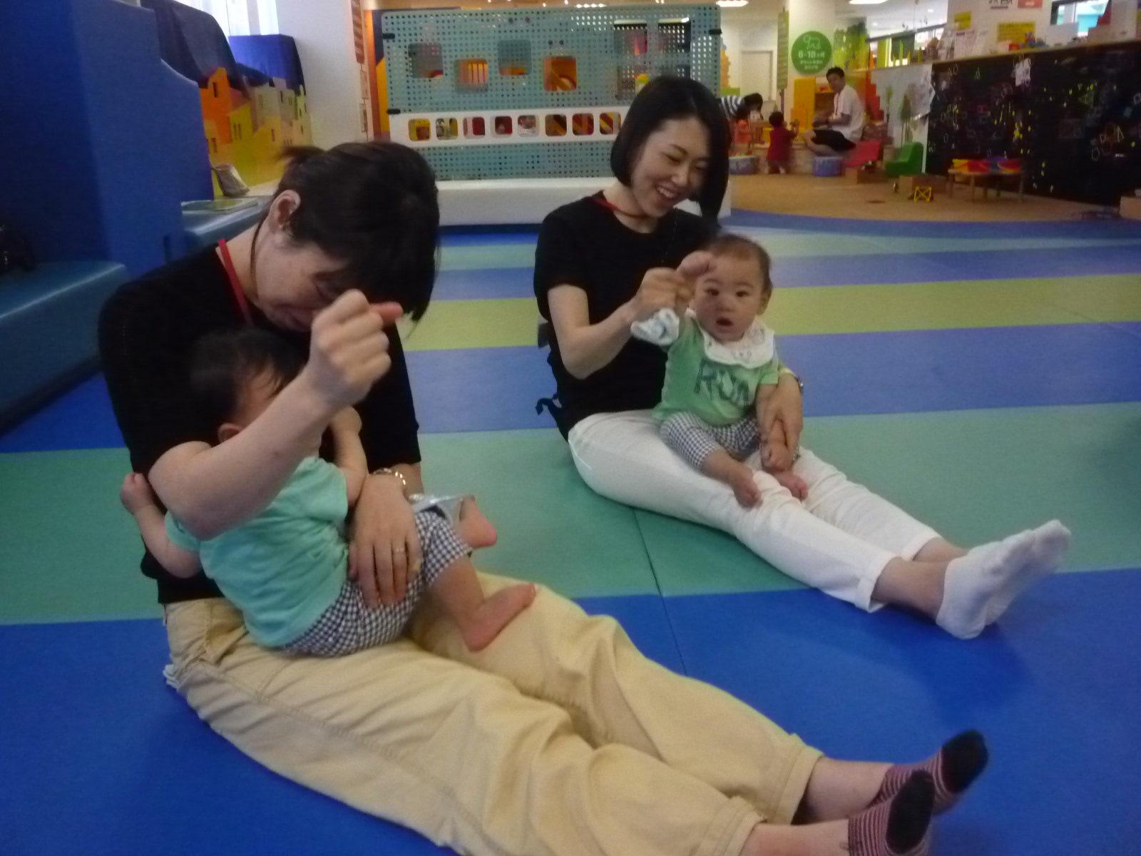 【火・木曜開催!赤ちゃんの日イベント】5/23(木)キドキドツアー