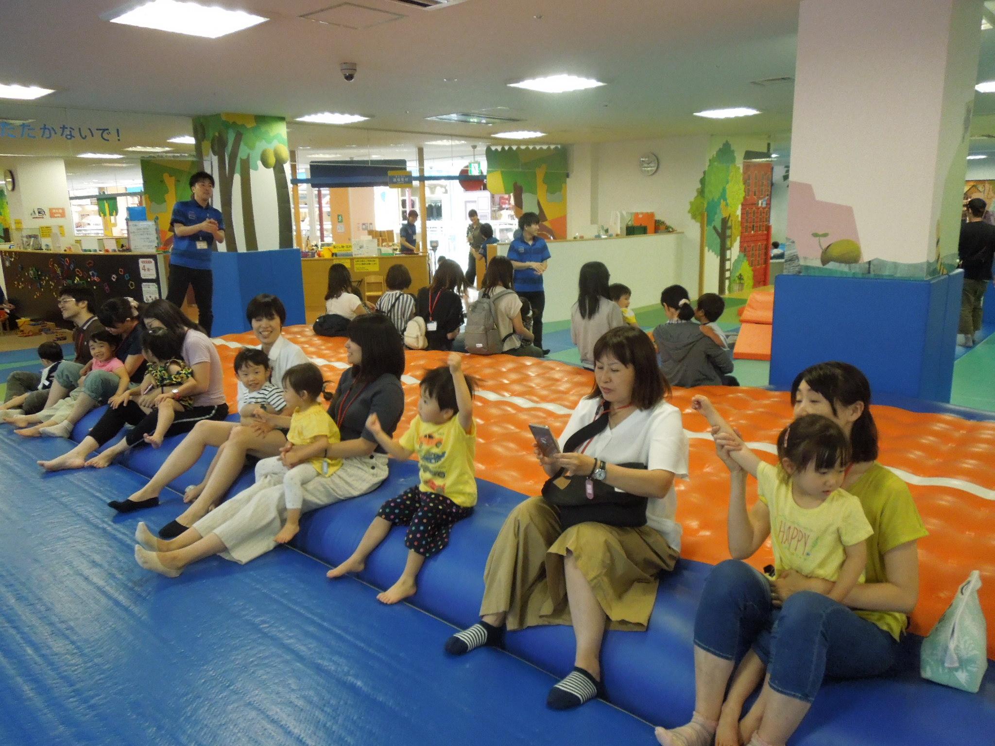 6/26(水)「おうち遊びのヒント」イベントのご報告