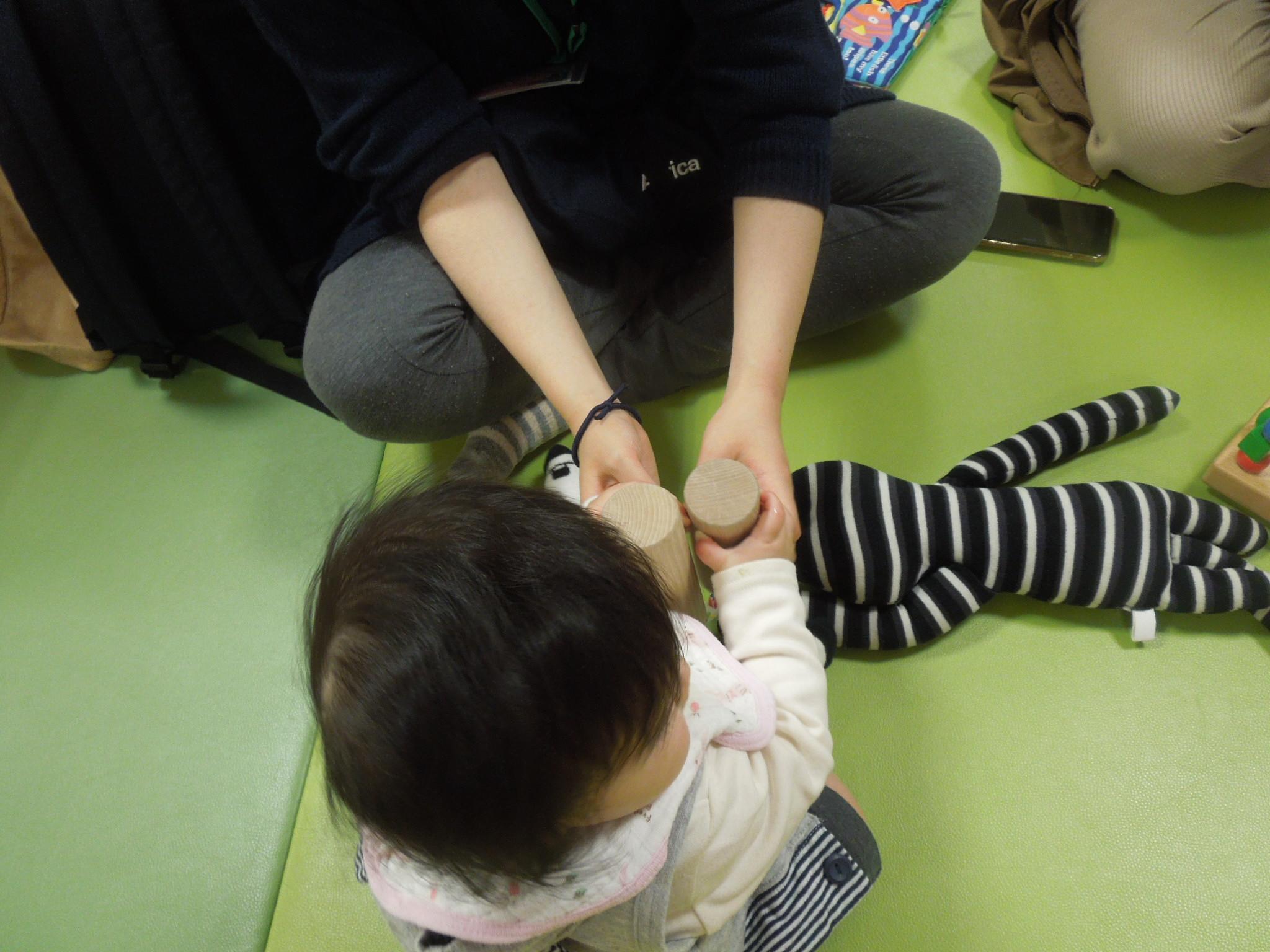 11/26(火) 赤ちゃんの日「キドキド探検ツアー」のご報告