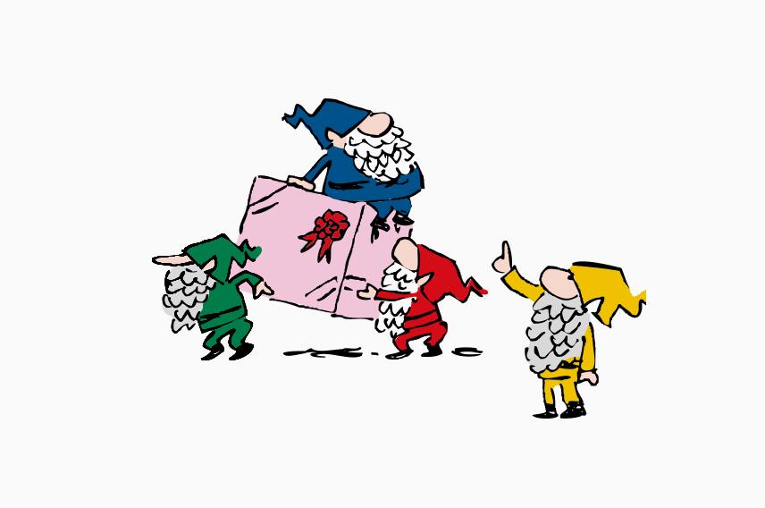 12/21(土)クリスマスオーナメントづくりイベント