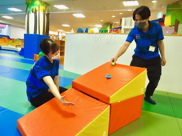 PLAYFULスポーツチャレンジ【ゴールボール】