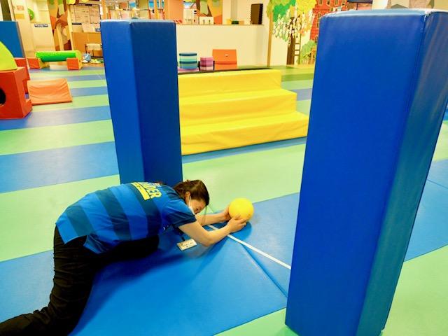 PLAYFULスポーツチャレンジ【ラグビー】