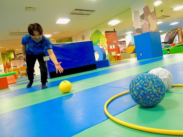 PLAYFULスポーツチャレンジ【ボッチャ】