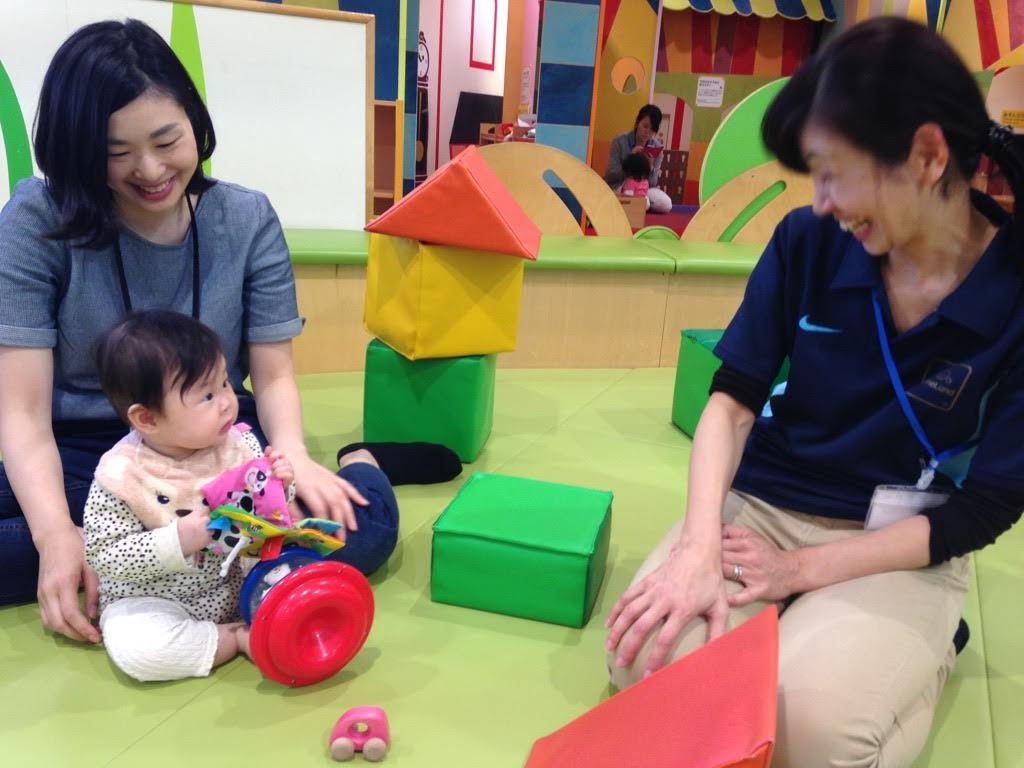 【6月13日(火)開催!】赤ちゃんの日イベント「素材あそび」