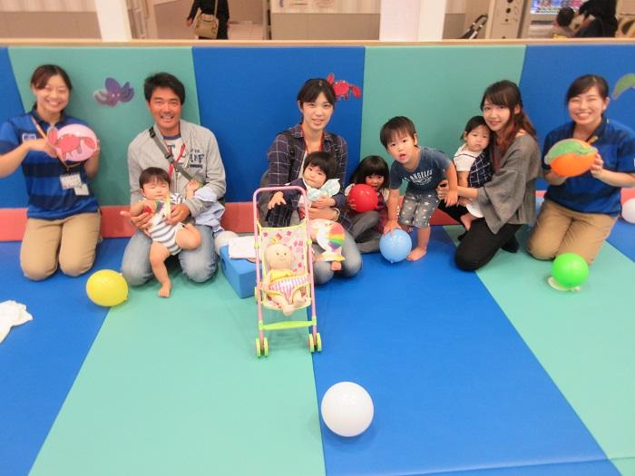 赤ちゃんのデビューイベント!