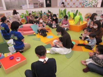 赤ちゃんイベント♪6周年記念イベント