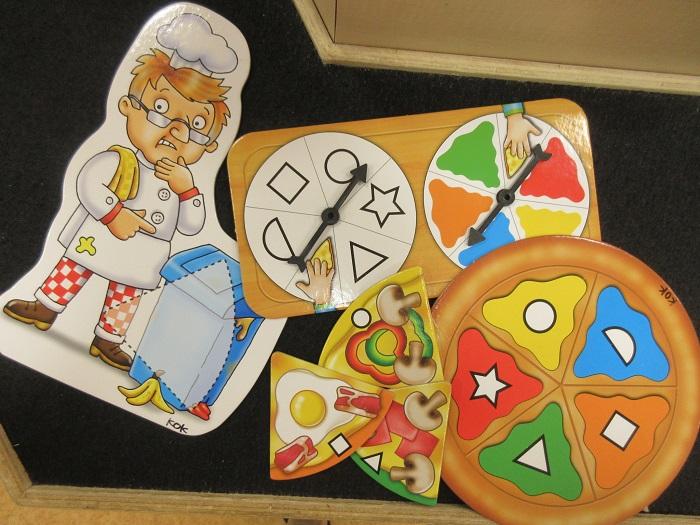 """場内に新しい遊具""""おいしいピザをつくろう!""""が登場しました♪"""