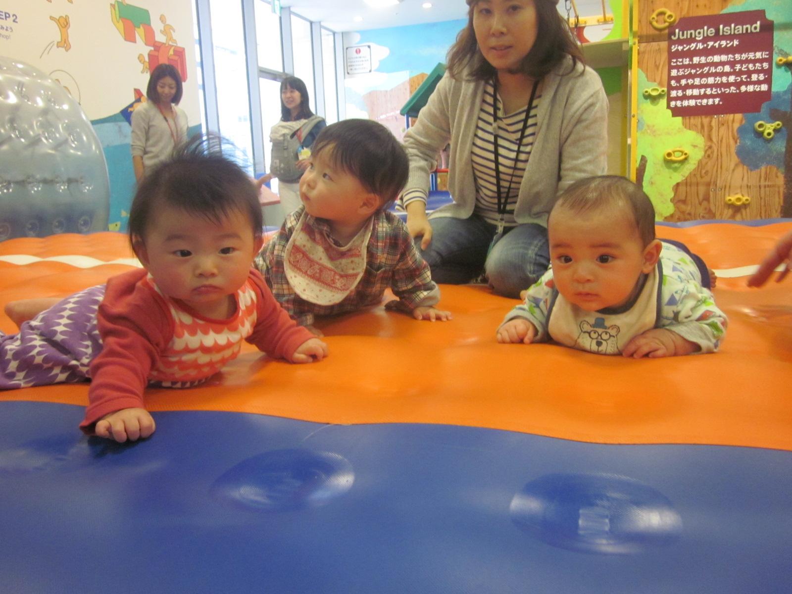5/11(木)12(金)の赤ちゃんの日イベント