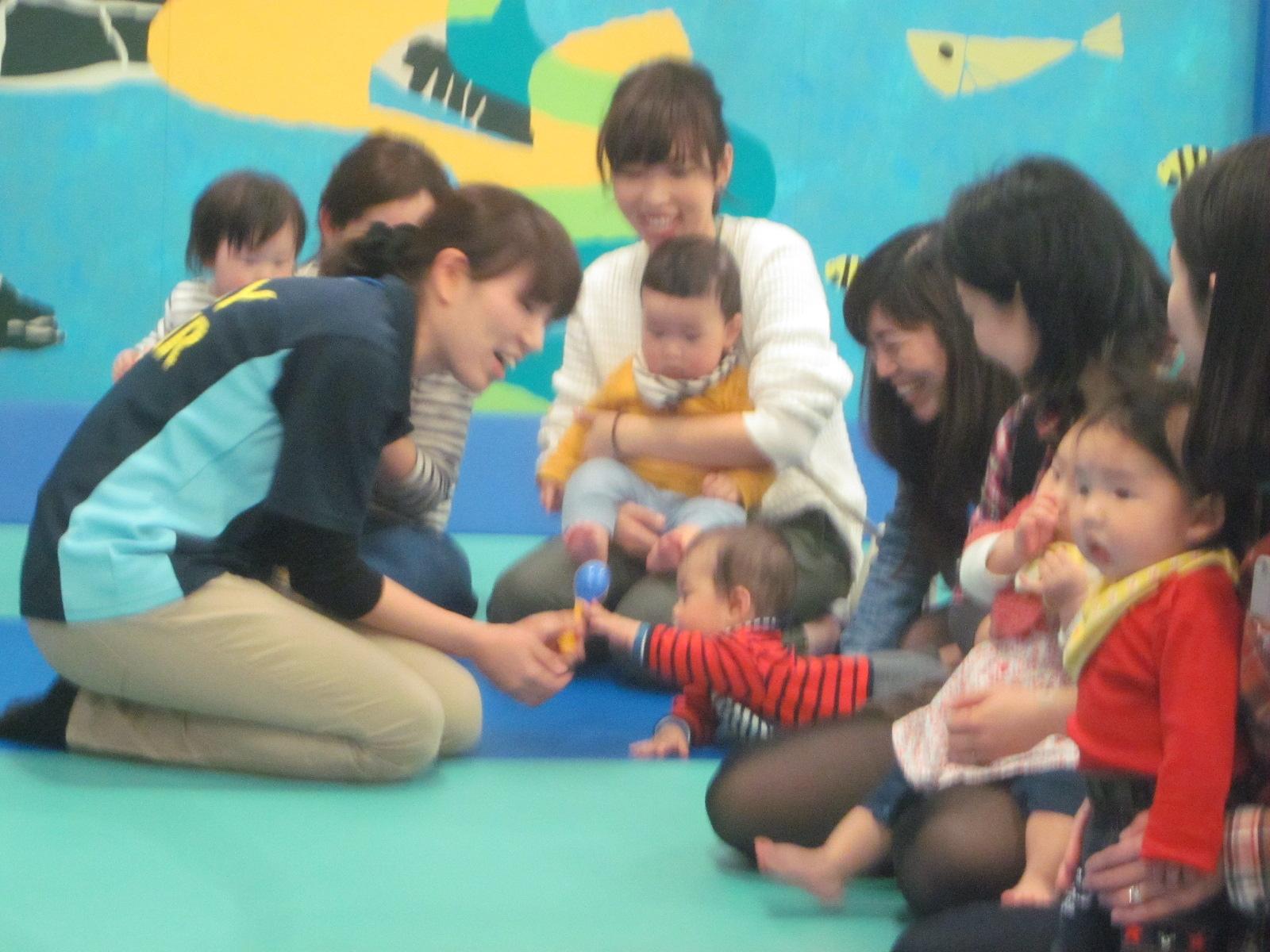 3月赤ちゃんの日イベントのご報告