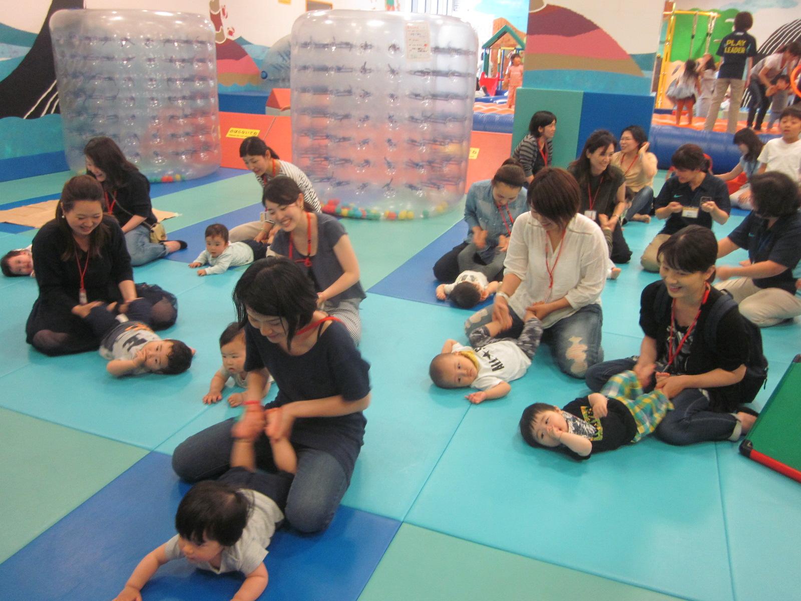 6月赤ちゃんの日のイベント ご報告