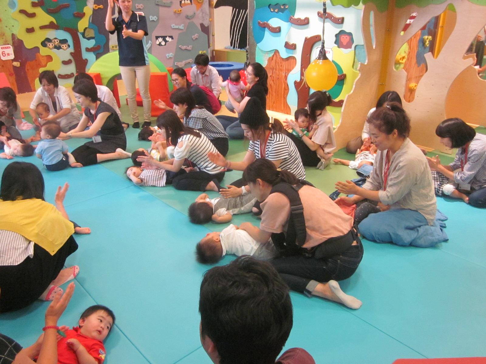9月赤ちゃんの日イベントのご報告とご案内