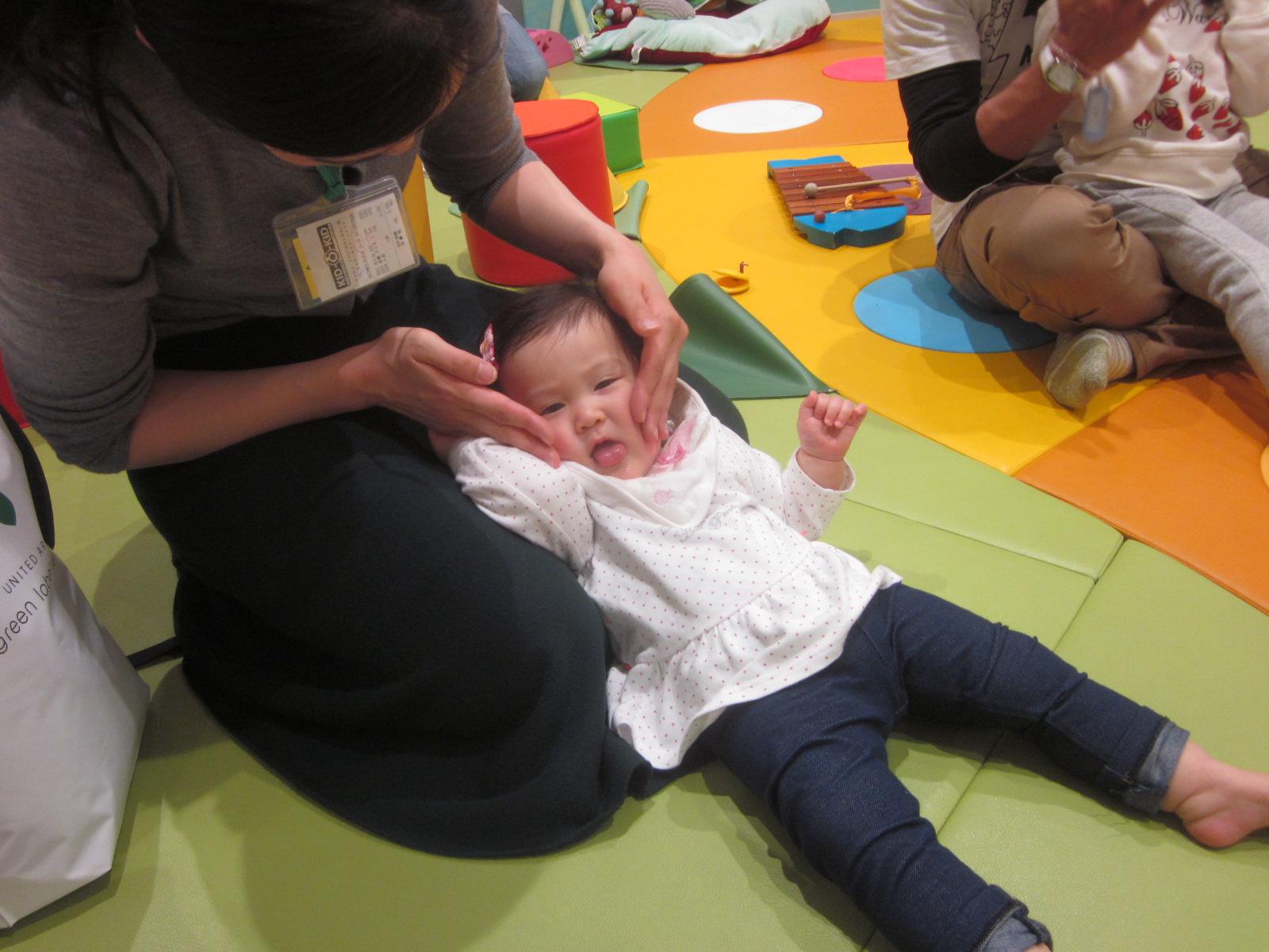 1月赤ちゃんの日イベントのご報告とご案内