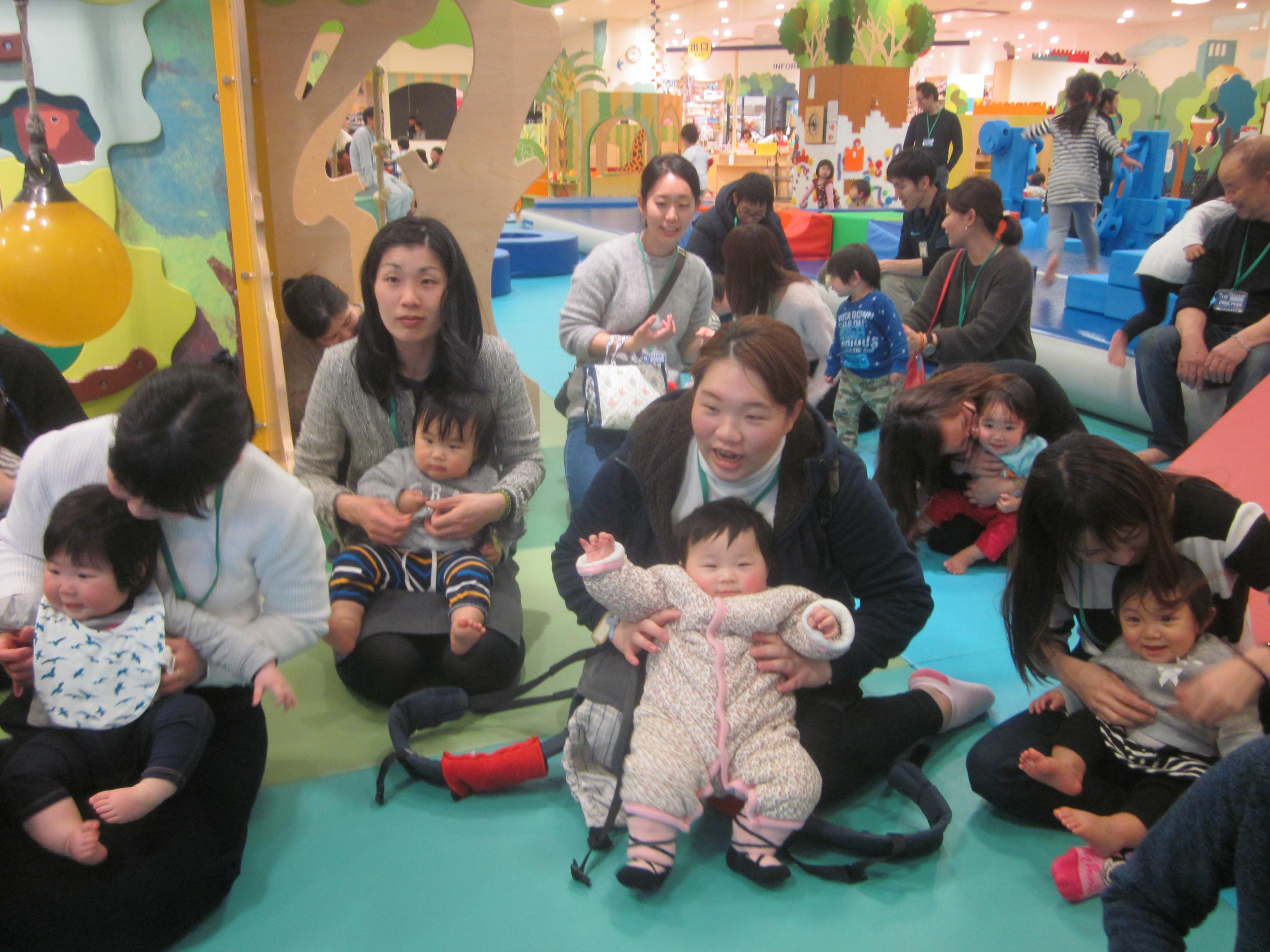 3月赤ちゃんの日イベントのご報告とご案内