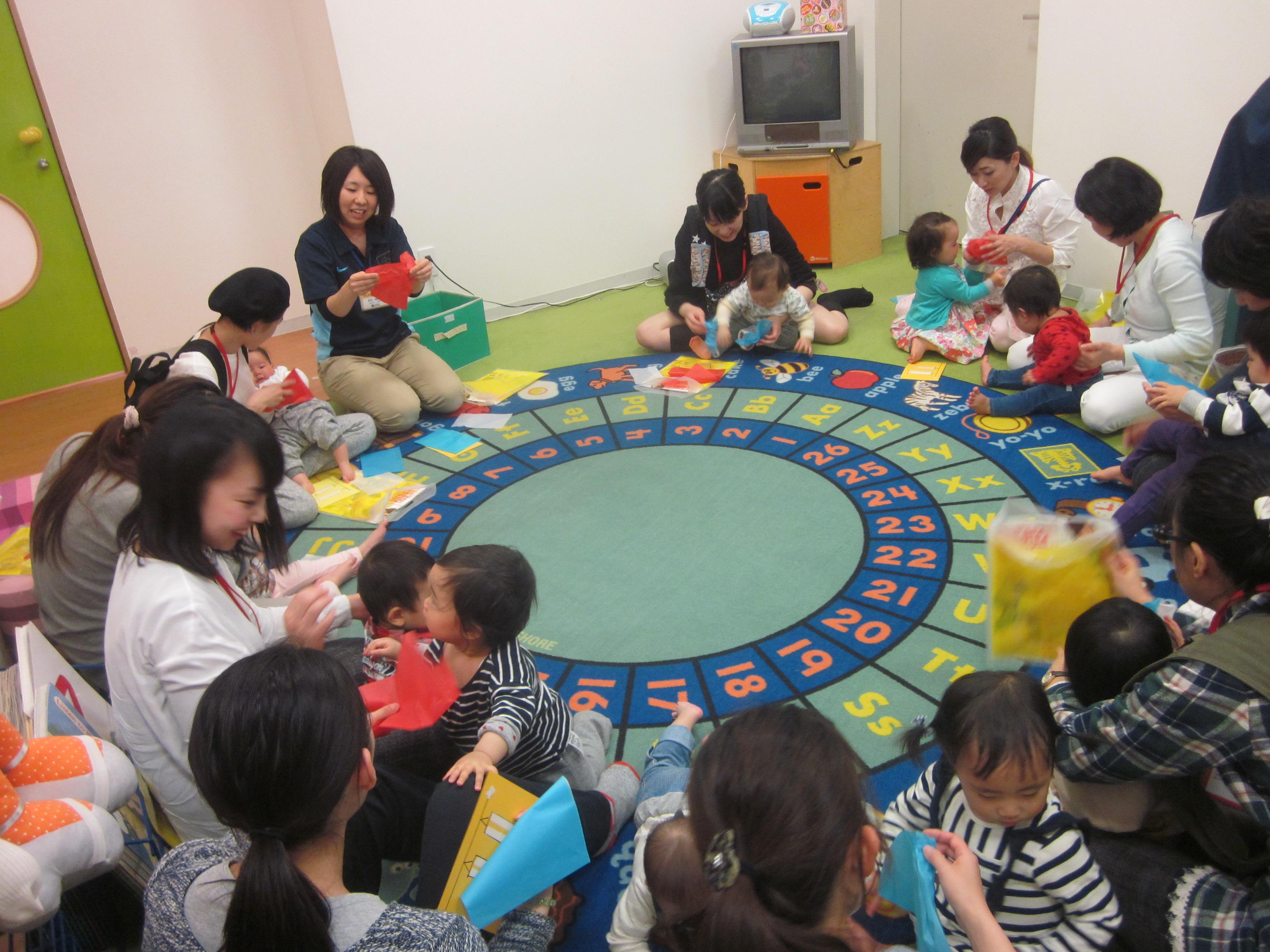 4/20(木)、4/27(木)赤ちゃんの日イベントのお知らせ