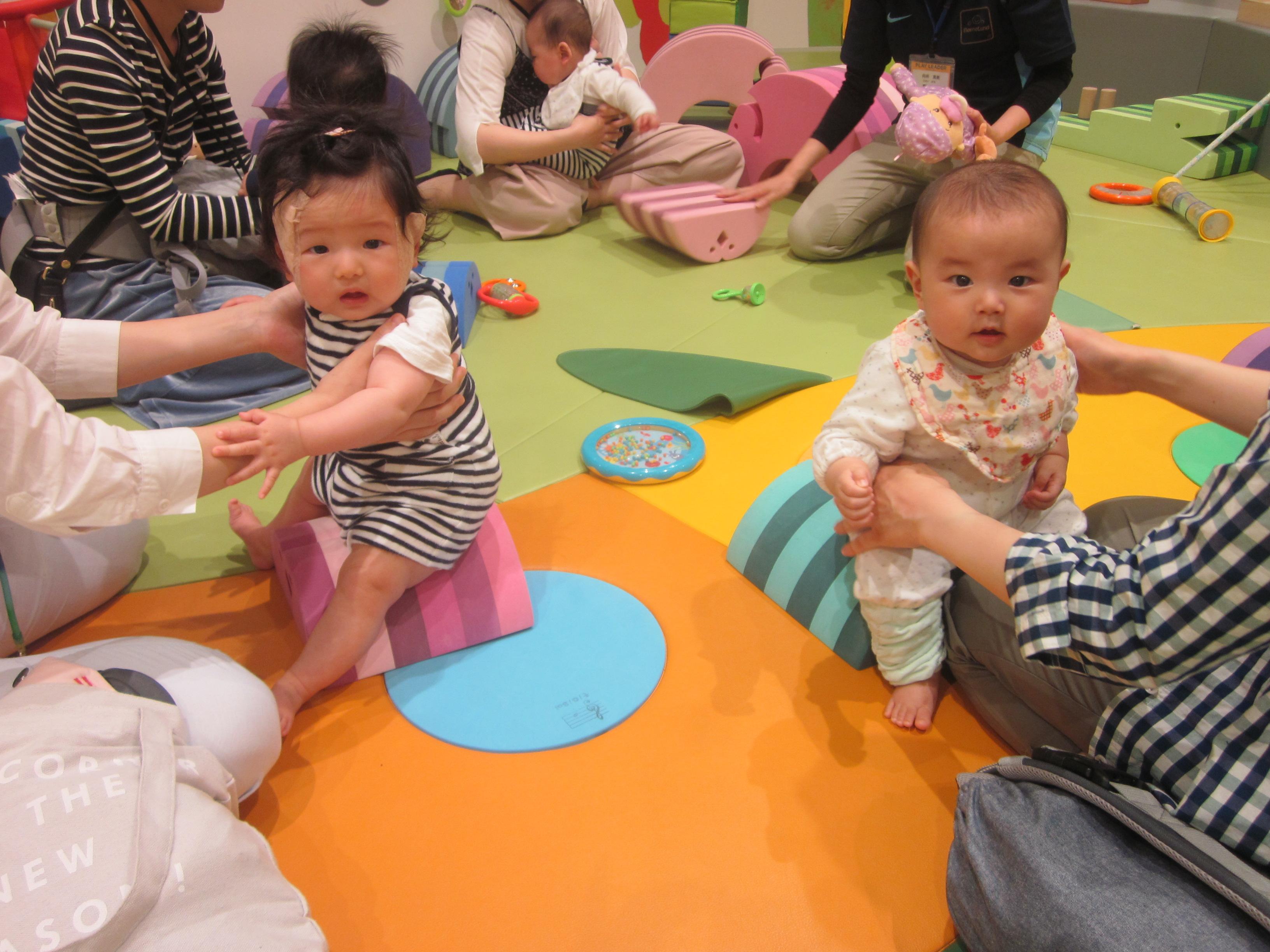 8月24日 赤ちゃんの日イベント「しわくちゃボールであそぼう!」中止のお知らせ