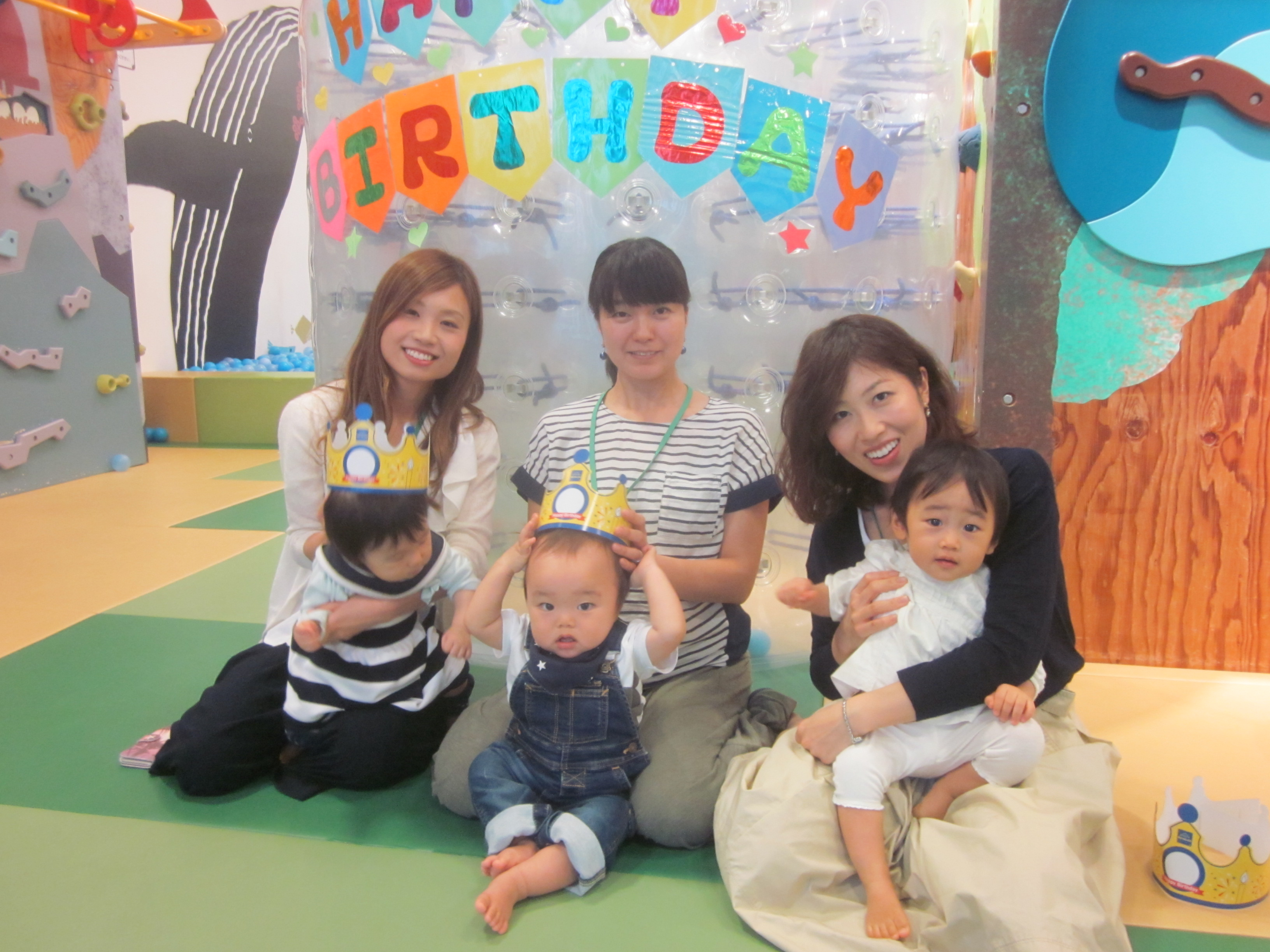 9月20日 お誕生日会を行いました!