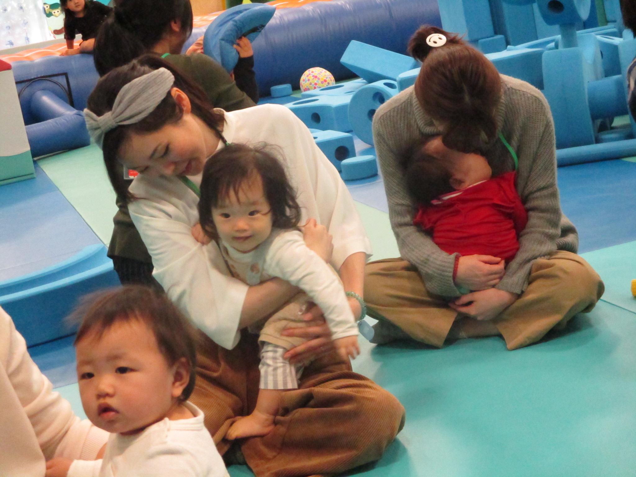 11月9日(木)赤ちゃんの日イベント「ママも楽しむ、キドキドウォーキングツアー」を行いました!