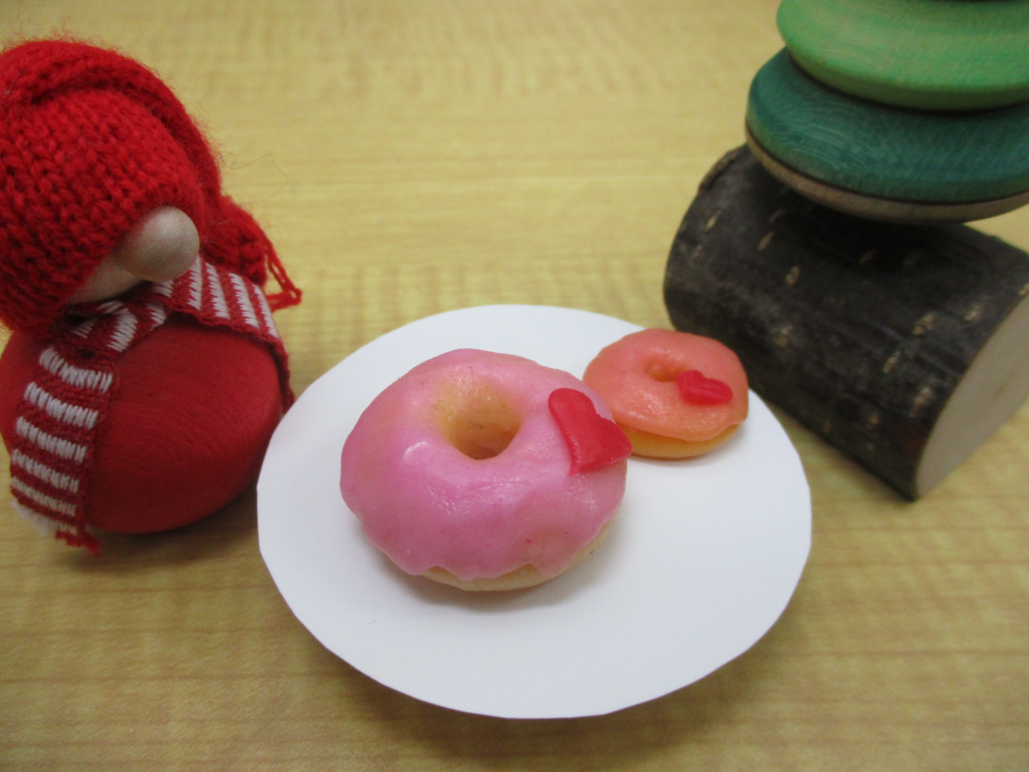 12月3日(日)に、かんてんネンドで「キドキド☆どきどき クッキング♪」を行います。