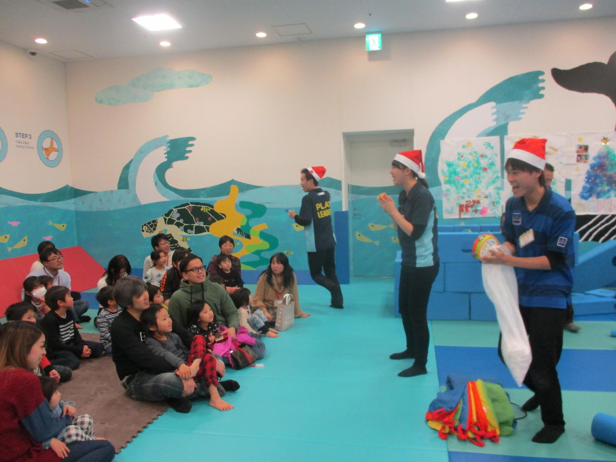 12月24日 クリスマス特別イベントを行いました!