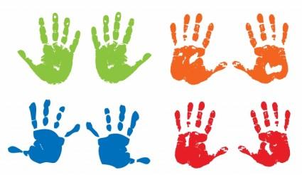 赤ちゃんの日イベント「手型カレンダー」