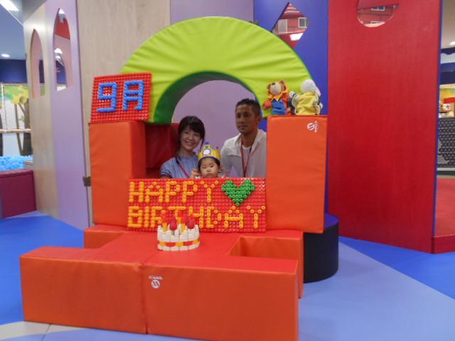 9月のお誕生日会を開催しました!