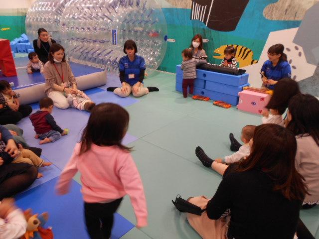 赤ちゃんイベント「音楽会」を開催しました!