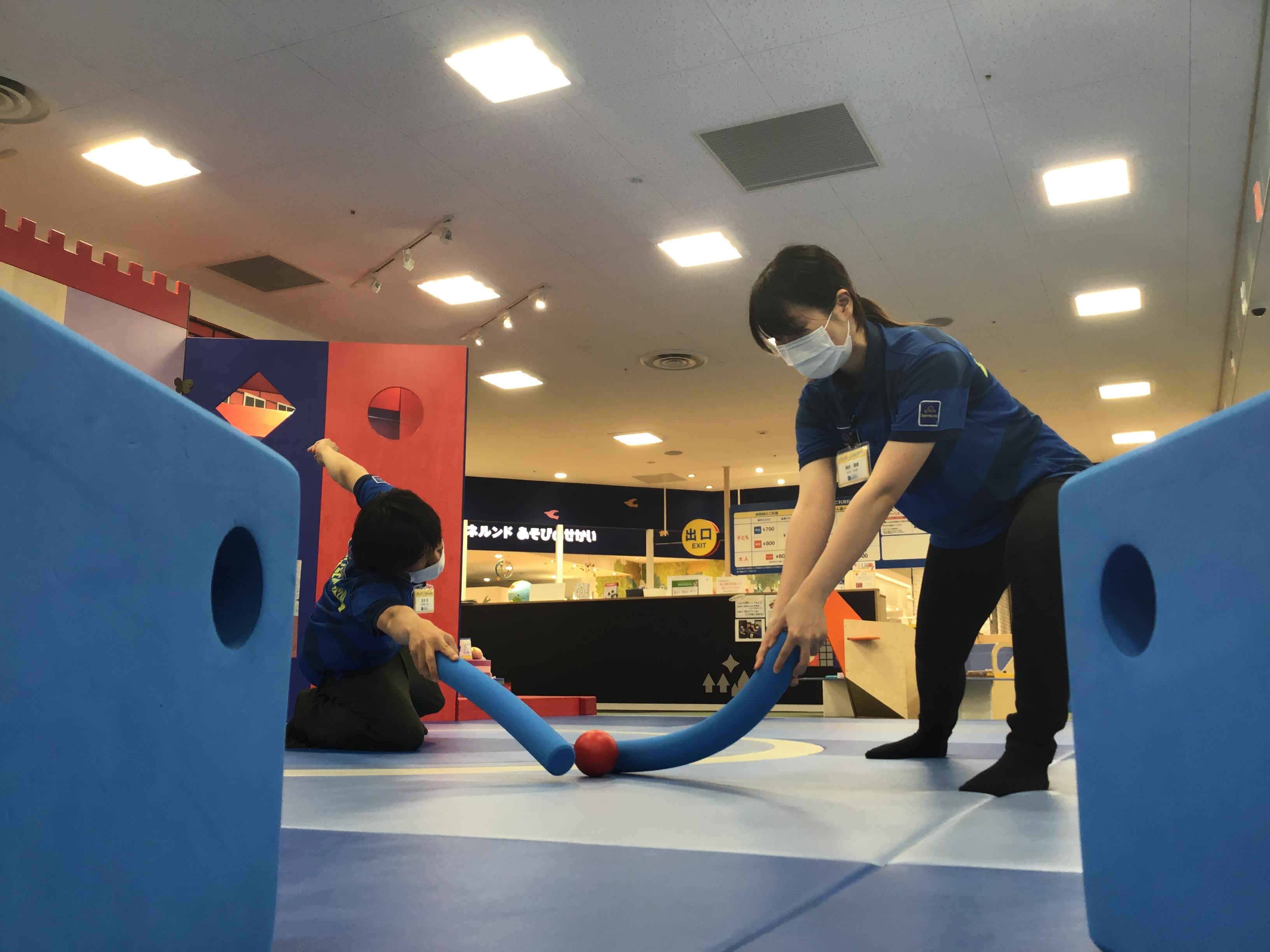 PLAYFUL スポーツチャレンジ【ホッケー】