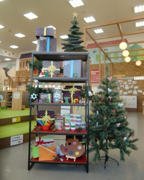 学園南店のクリスマス!