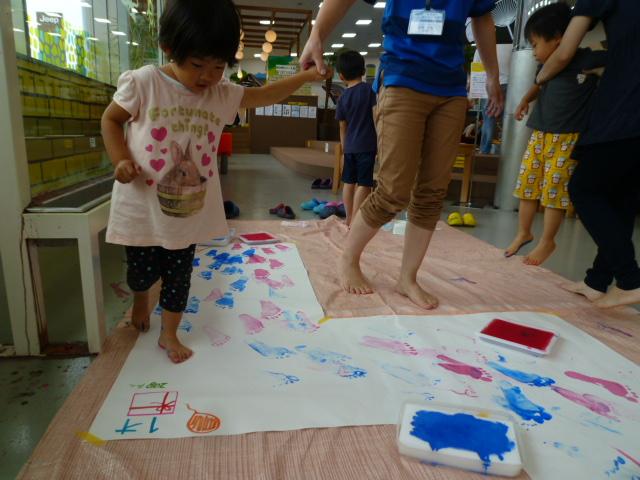 【キドキド学園南店2周年特別イベントの様子】7月8日~7月17日