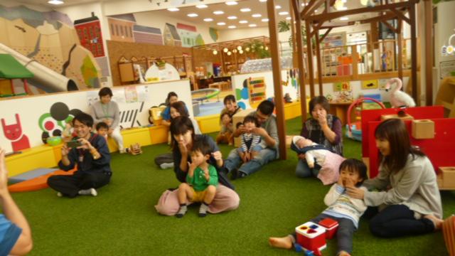 【平日・休日イベントの様子】10/23,10/26,10/27