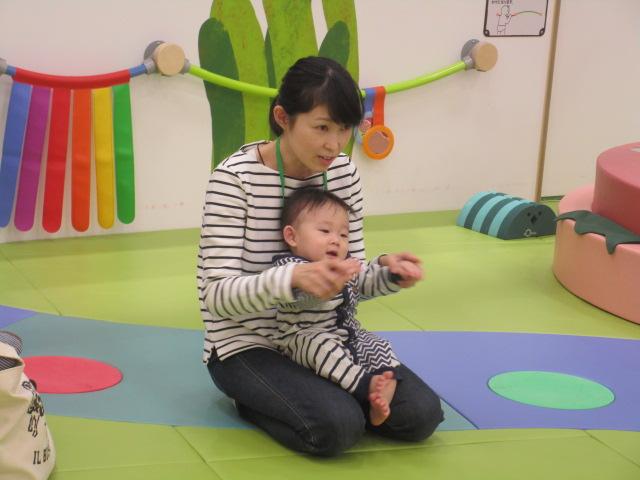赤ちゃんの日イベント~初めてのクリスマスパーティを行いました~