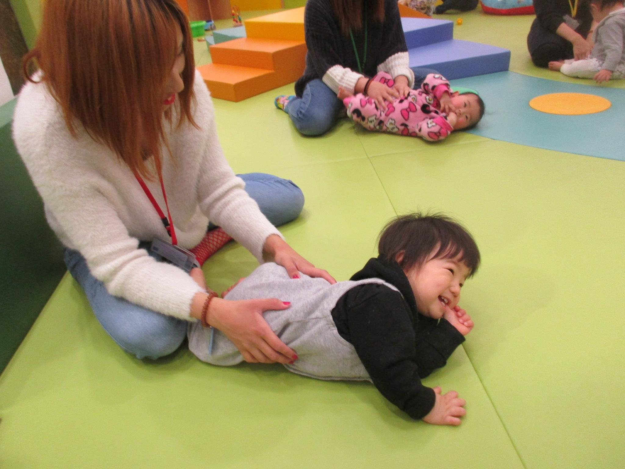 <赤ちゃんイベント>手形・お誕生日会♪