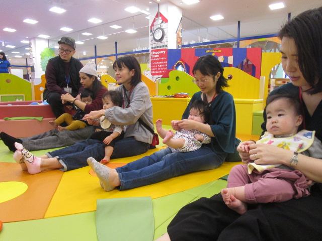 """ベビーイベント""""ボブルス体験会""""のご報告☆"""
