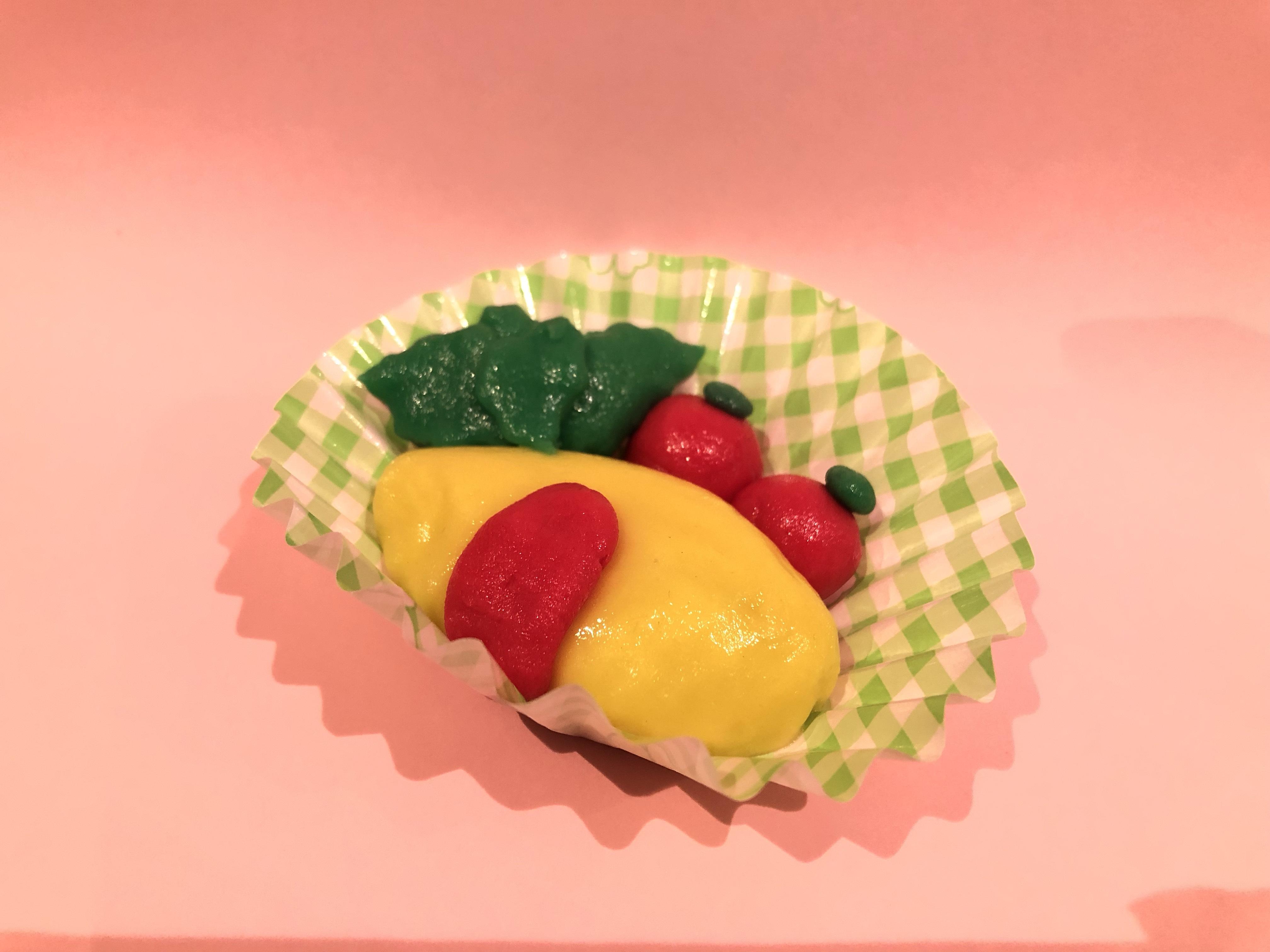 【休日イベント】かんてんネンドでオムライスお弁当づくり