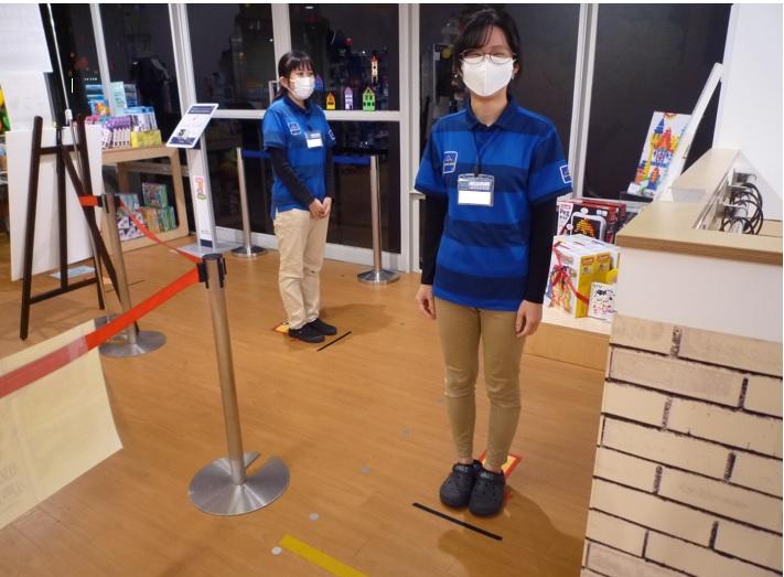 【お知らせ】大阪国際空港店の入場の仕方とルール