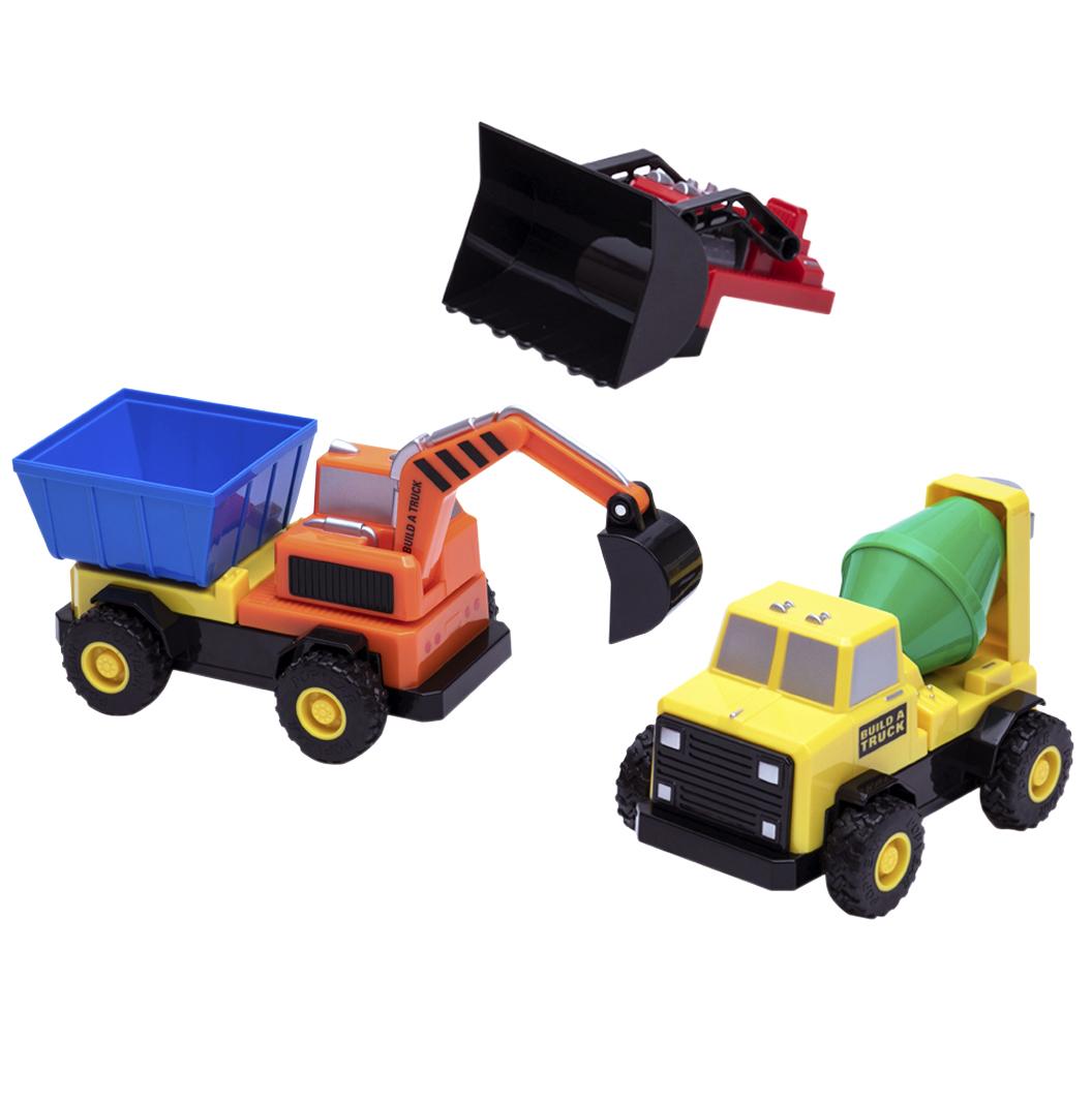 トラックビルダー