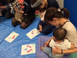 【毎月第3木曜日 赤ちゃんの日】手形カレンダー