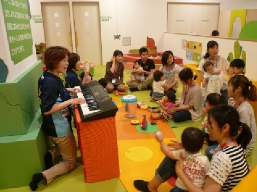 【赤ちゃんの日】 赤ちゃん音楽会