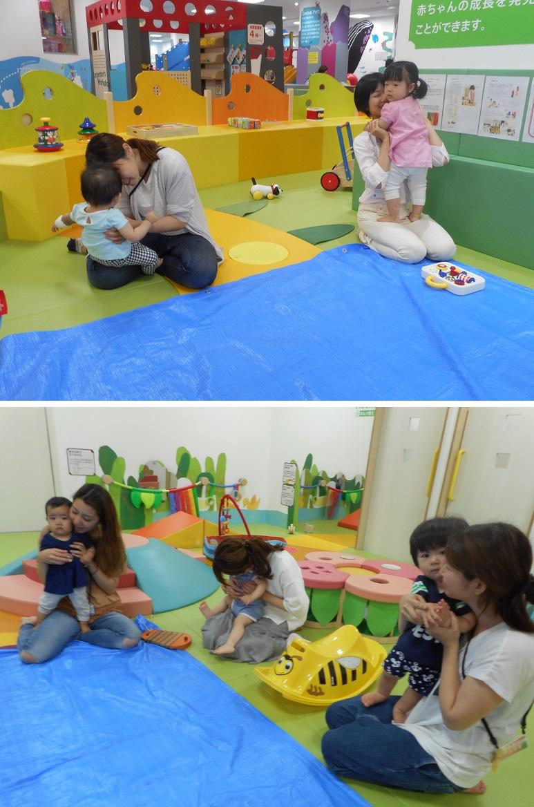 赤ちゃんの日『手形カレンダーづくり』