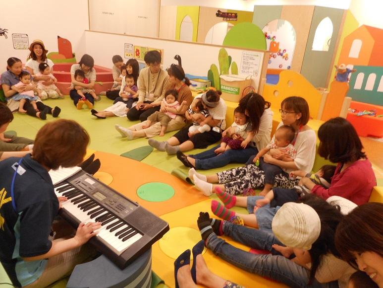 赤ちゃんの日 『赤ちゃん音楽会』
