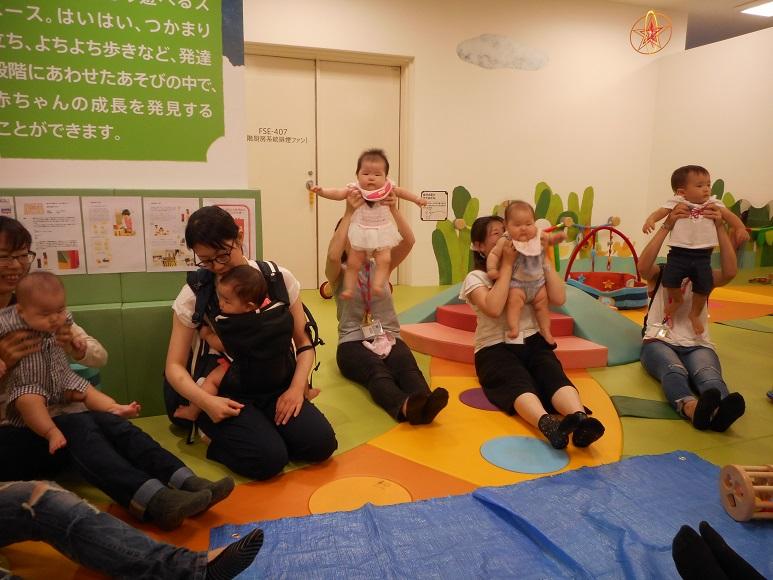 赤ちゃんの日 『手形カレンダーづくり』