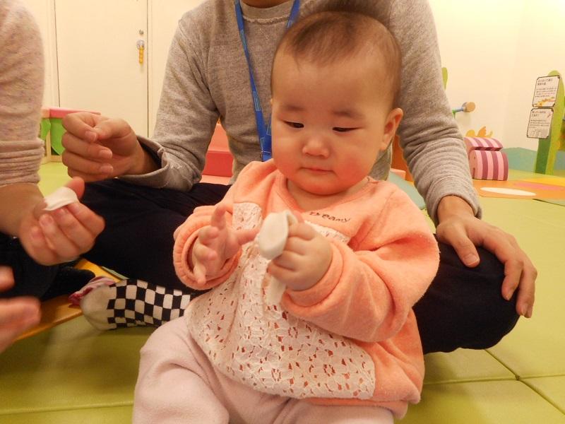 【赤ちゃんの日】かんてんネンドであそぼう!