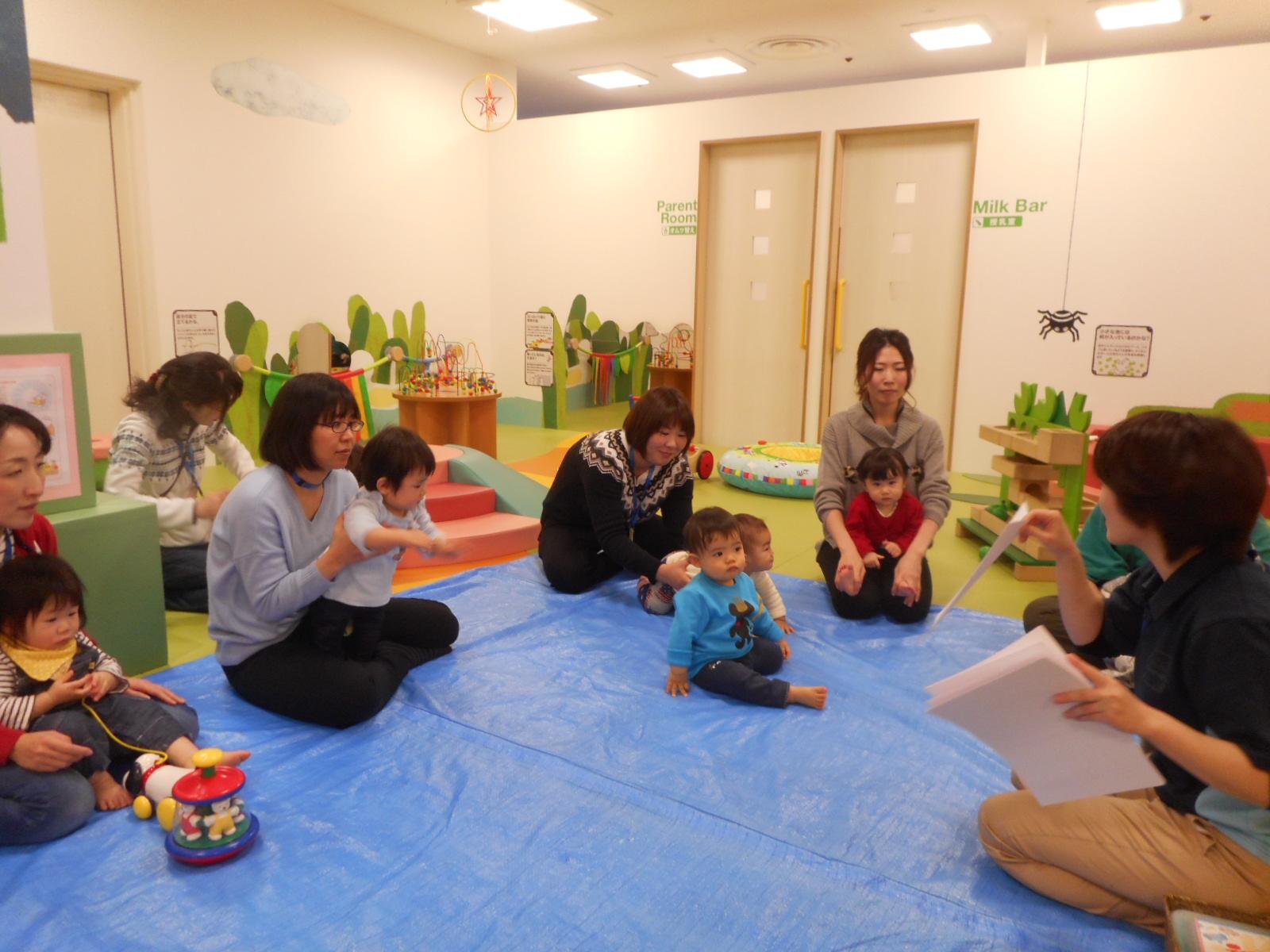 赤ちゃんの日『手形カレンダー』
